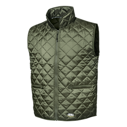 Gilet Thermo verde
