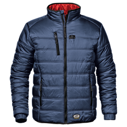 Blouson Patriot Blu